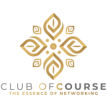 Club Of Course. Networking del sector del turismo, ocio y restauración. Logo