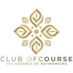 Club Of Course. Networking del sector del turismo, ocio y restauración. Logo
